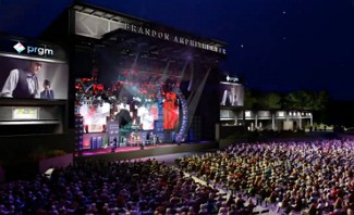 brandon ms amphitheater is a great for outdoor venue